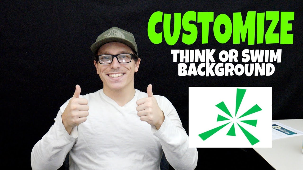 How To Customize Think Or Swim Background Color | Question Of The Week