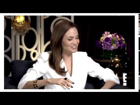 Angelina Jolie Describes Daughter Vivienne on Maleficent
