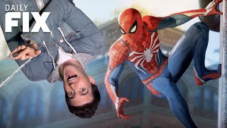 Spider-Man PS4 to Get New Game Plus - IGN Daily Fix