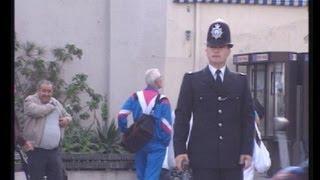 """Gibraltar, reportaje """"La última frontera"""" (1993)"""
