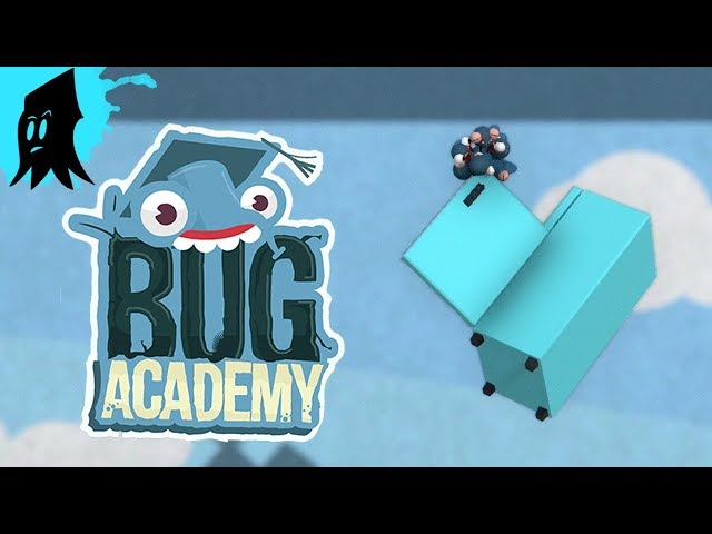 Bug Academy - Insect Action Puzzles