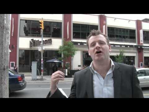Toronto Urban Adventure #7: Summer Social/Activity Hotspots, Alex J Wilson