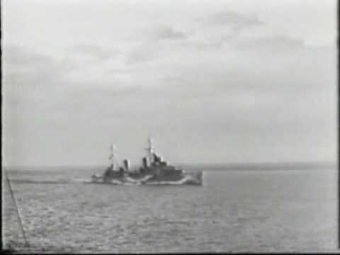 WW2 Royal Navy Cruisers