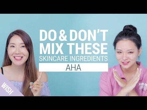 All About AHA For Skin From Product Recommendation To Ingredient Combination | Do & Don't
