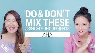 All About AHA for Skin from Product Recommendation to Ingredient Combination | Wishtrend TV
