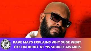 Source Magazine Founder Explains Why Suge Knight Dissed Diddy At The 1995 Source Awards! | 2020