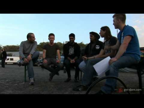 got-djent.com: interview with Skyharbor at Euroblast festival