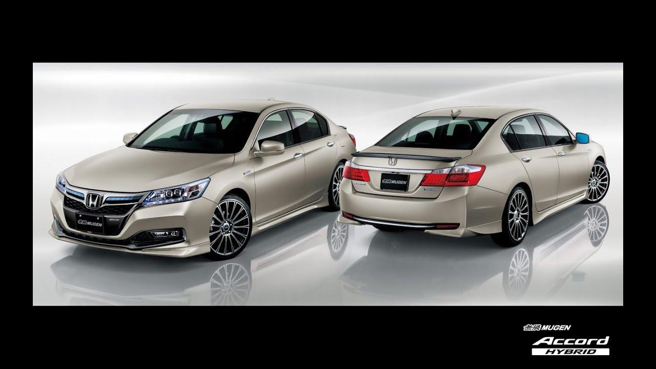 Honda News #37   2014 HONDA ACCORD HYBRID   THE 2013 COOLEST CARS   NEW  HONDA FIT INFO   YouTube