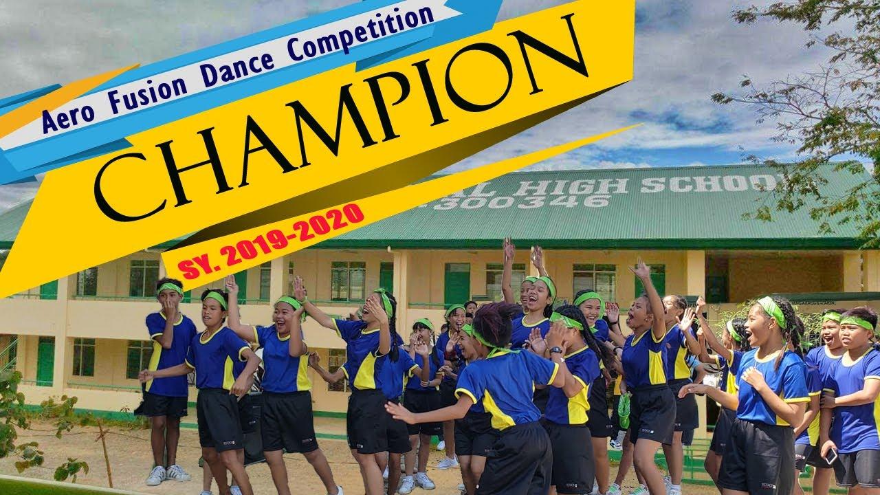 Aero Fusion Dance Competition Champion
