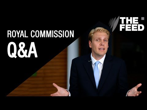 Q&A on Banking Royal Commission