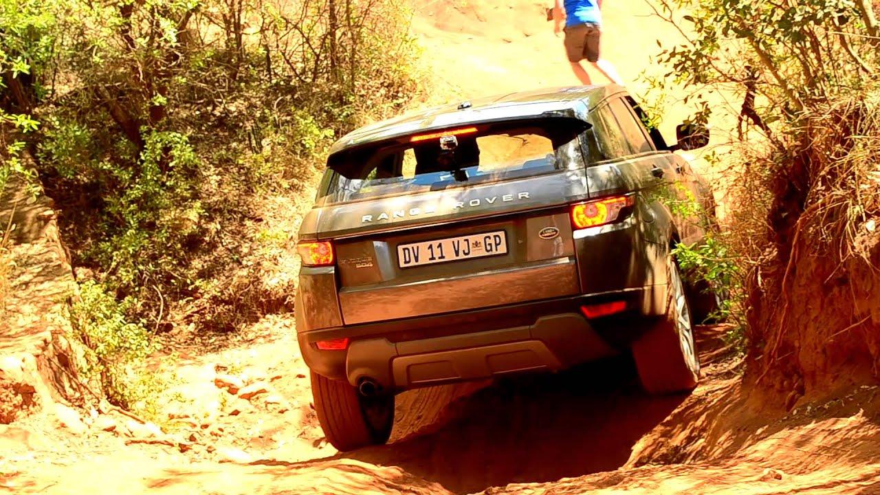 Range Rover Evoque: Is it actually a 4x4?