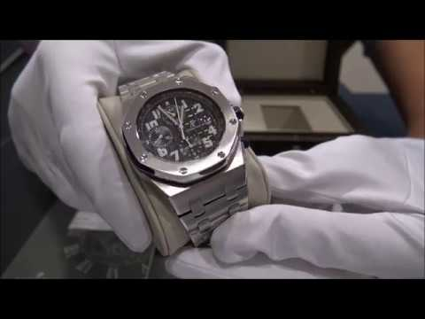 Audemars Piguet Royal Oak Offshore Black Themes