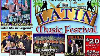 California Scenes TV15 Latin Music Fest '18