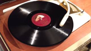 Mezz Mezzrow - Old Fashioned Love - 78 rpm - His Master