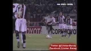 River 4 Paulista 1 (Relato Mariano Closs) Copa Libertadores 2006