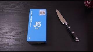 Samsung Galaxy J5 Pro 2017 - Unboxing! (4K)