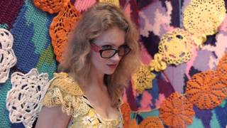 Olek Covers the World in Crochet | KQED Arts