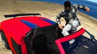 T'ES UN VRAI JOUEUR DE GTA 5 SI TU CONNAIS (Monter par dessus la porte de voiture...)