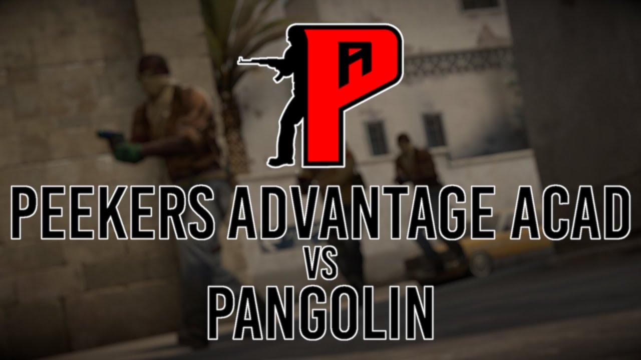 ESEA Intermediate S36 - Game 5: Peekers Advantage Academy -vs- PANGOLIN