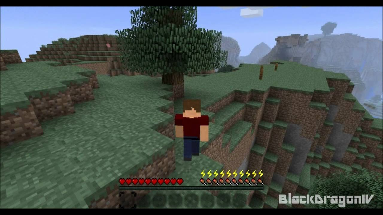 Minecraft smart moving mod demo youtube for Mine craft free demo