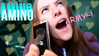 An App Dedicated To Bts?!   Army Amino