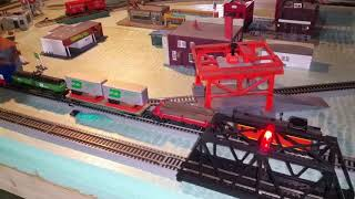 My NEW newest HO train layout: Work-in-progress (stage 1)