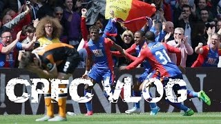 Vlog 017 - Survival Sunday - Palace 4-0 Hull City