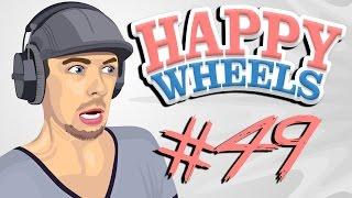 Happy Wheels - Part 49   100% BOSS!!