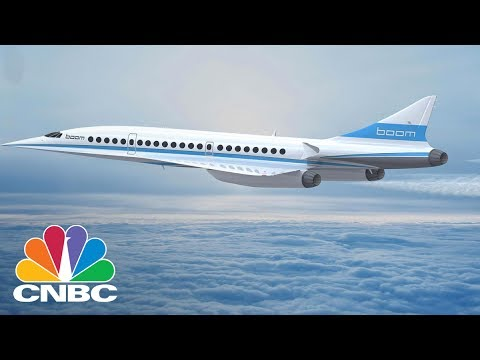Supersonic Flights Promised By 2023 As Boom Announces Airline Orders | CNBC