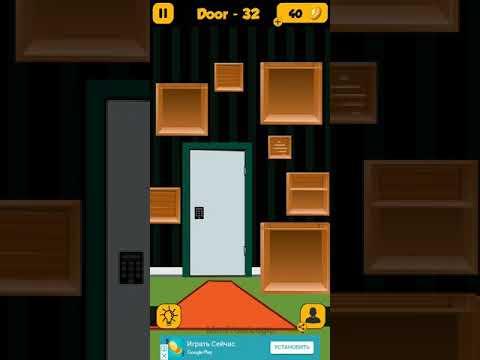 Escape Room: The 4 Digit Code  Level 32 33 34 35 36  Walkthrough