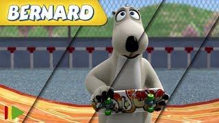 Bernard Bear | Zusammenstellung von Folgen | Skateboard