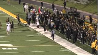 Kenronte Walker Strong Safety Highlight Tape 2012 Missouri