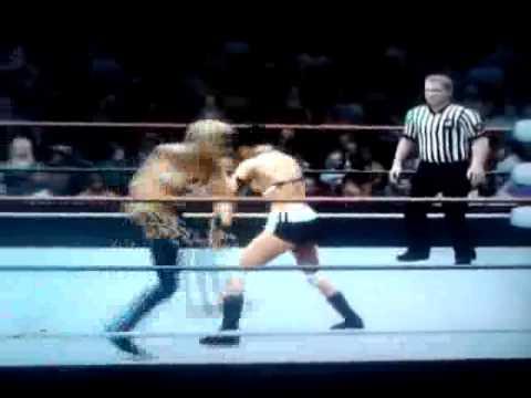 WWE'13 Universe Mode Joslyn vs. Ashley McCarthy