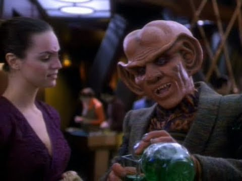 Star Trek DS9 - The first rule of acquisition