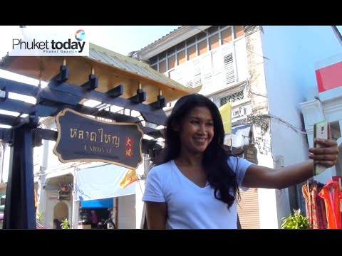 Rose's Favorites - Old Phuket Town's Sunday market on Thalang Rd