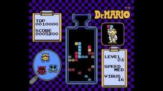 Almost Impossible episode #1 - Popping Pills (Dr. Mario for NES)