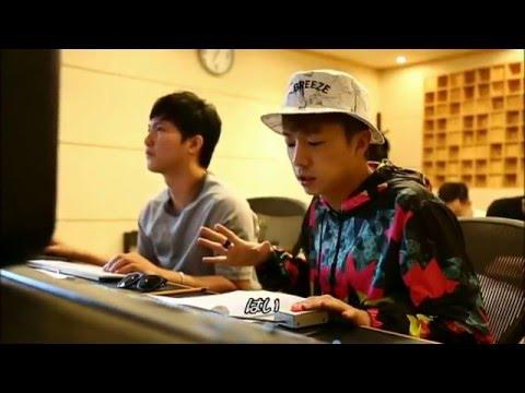 GOT7 - YO MORIAGATTE YO Recording Video with 2PM's Wooyoung