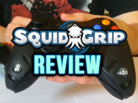 how to hold a scuf controller