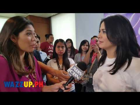 Interview with Dawn Zulueta at the Love Me Tomorrow Blogcon