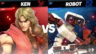 たまもケン対ロボット 【KEN vs R.O.B】
