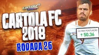 CARTOLA FC RODADA 26