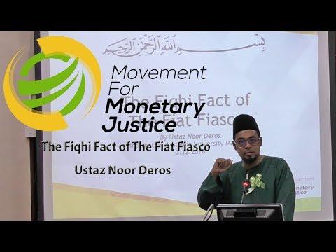 The Fiqhi Fact of The Fiat Fiasco