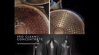 Produit Pro Clean Concentrate