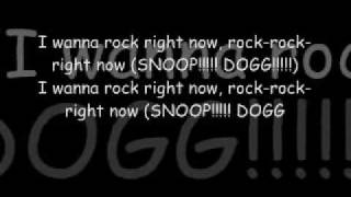 snoop dogg - i wanna rock lyrics