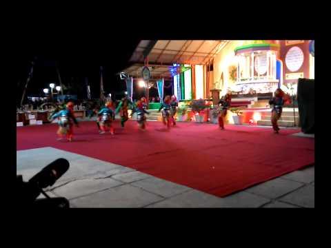 zapin mengayun by Mawar Tandjoeng at MTQ Closing Ceremony