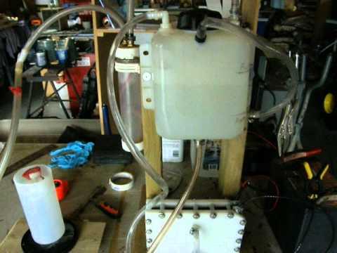 Réacteur 681 en production 12 5v pour 0 5LPM