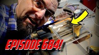 Episode 684! Can I build an Aquarium in 30 minutes? thumbnail