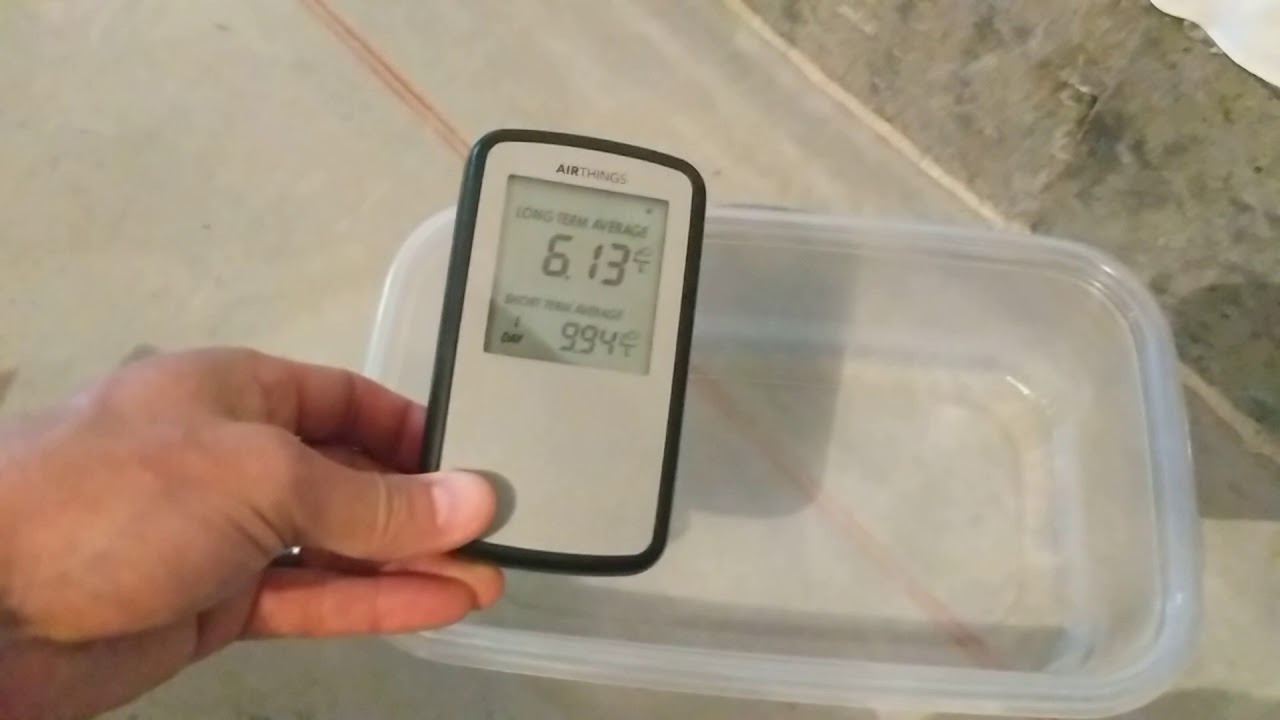 How To Locate Radon Gas Entering A Basement
