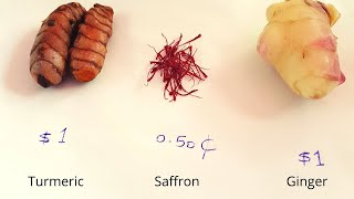 Price of Saffron and the Truth beyond the MYTH! Is Saffron really Expensive in 2020?
