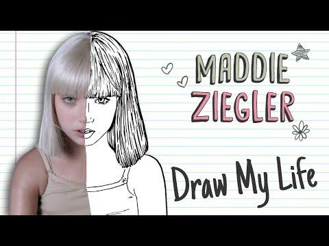 MADDIE ZIEGLER | Draw My Life | Dance Moms